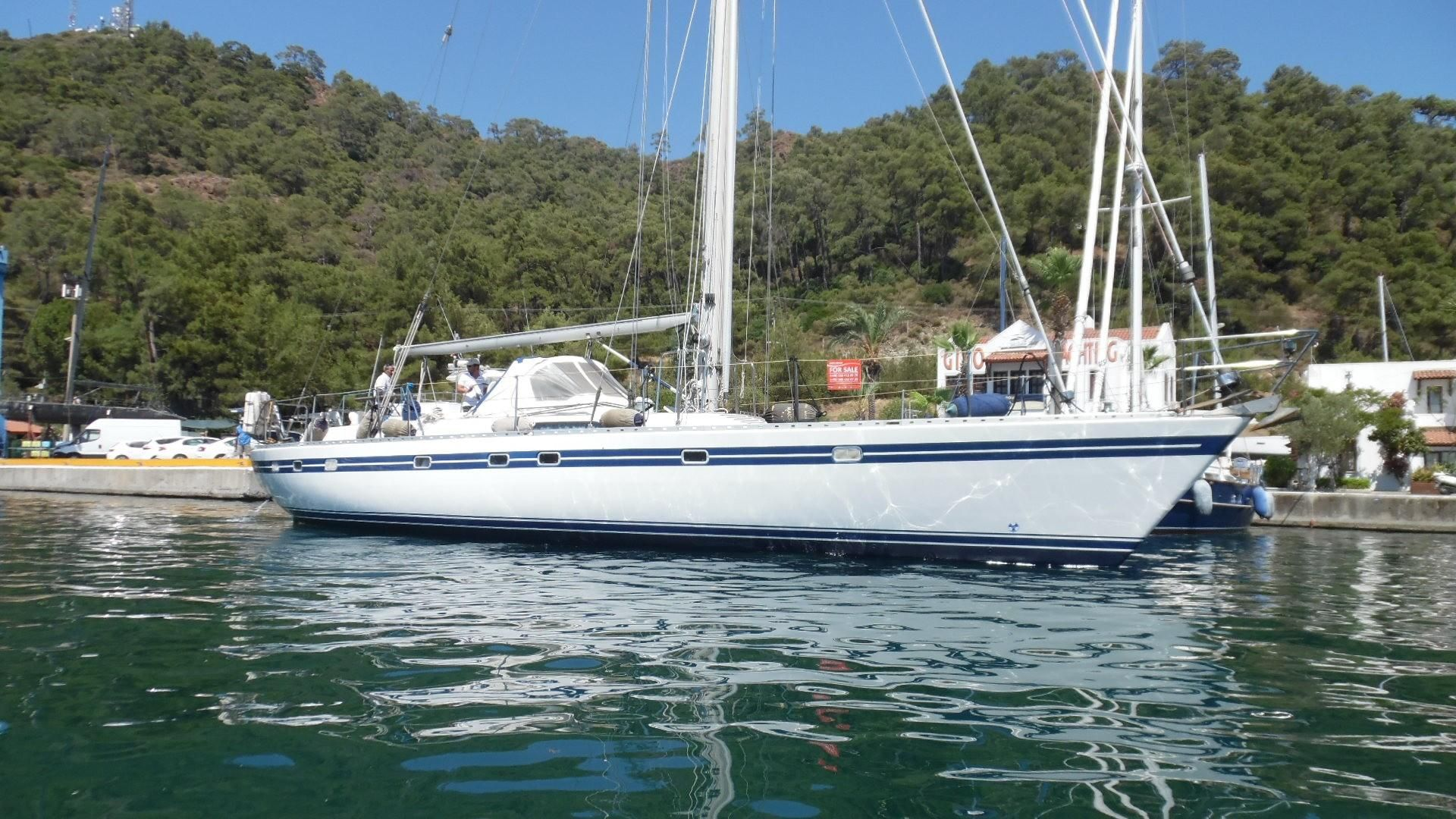 1987 tayana 58 sail new and used boats for sale www. Black Bedroom Furniture Sets. Home Design Ideas