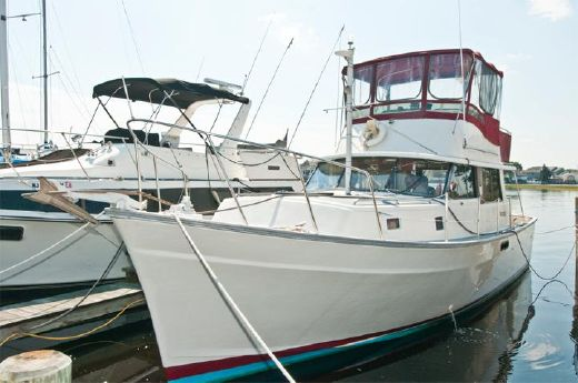 1979 Mainship 34 Trawler