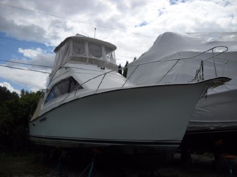 1991 Ocean Yachts 35 Super Sport