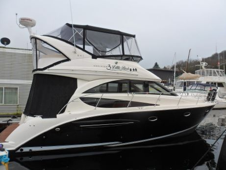 2012 Meridian 341 Sedan Bridge