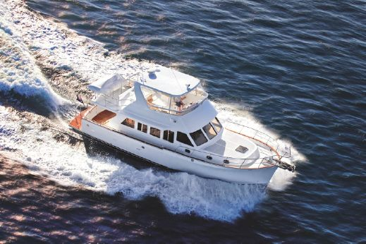 2017 Explorer Motor Yachts 46 Sedan