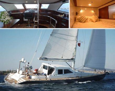 2007 Bargain Steel Sailing 24 m