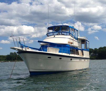 1989 Atlantic 44 Sundeck Motoryacht