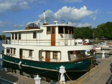 2005 Custom Friday Harbor Ferry Trawler