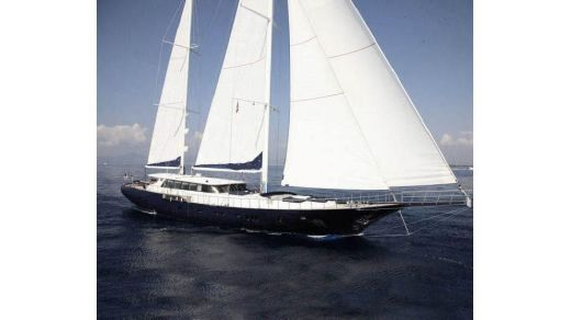 2010 Luxury Motorsailer