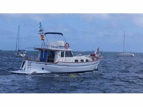 1993 Menorquin 75 Flybridge