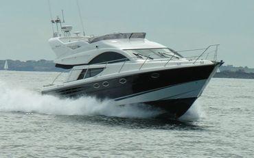 2000 Fairline Phantom 43