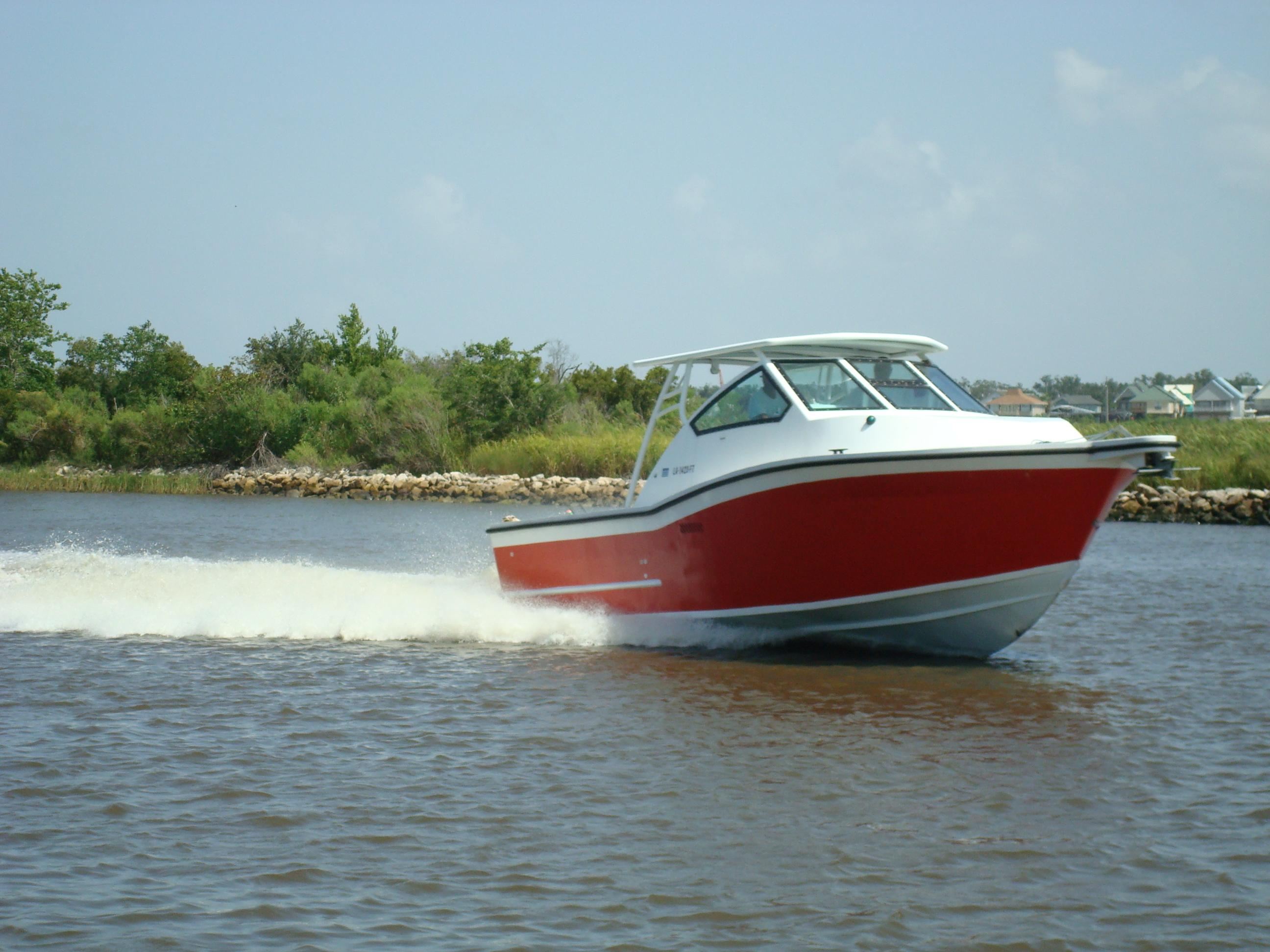 Offshore fishing boat boat listings for Off shore fishing boats