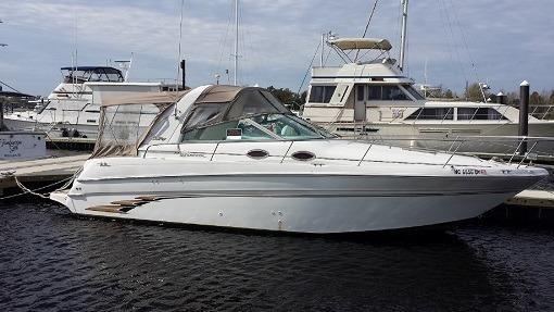 1997 Sea Ray 290 Sundancer - Must GO!