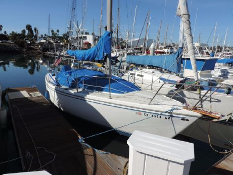 1980 Catalina 30 Sloop