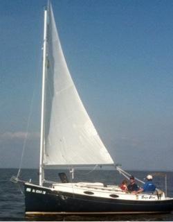 2008 Com-Pac Horizon Cat Boat