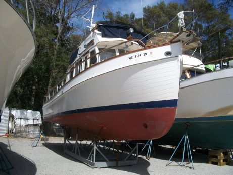 1979 Grand Banks Classic 36 Motoryacht