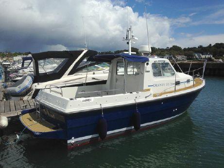 2006 Orkney Boats Pilot House 24