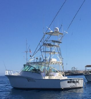 2007 Albemarle 360 Express Fisherman