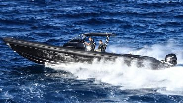 thumbnail photo 0: 2019 Ribco VENOM 44 TENDER OUTBOARDS