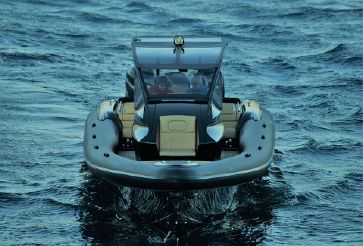 thumbnail photo 2: 2019 Ribco VENOM 44 TENDER OUTBOARDS