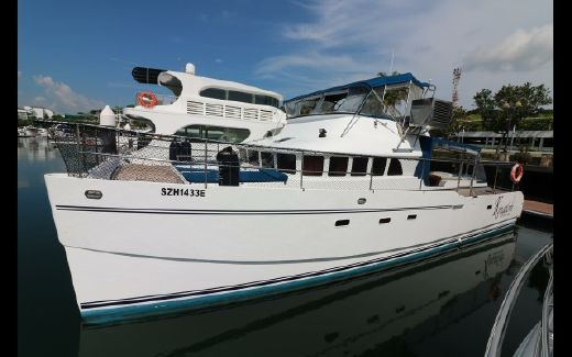 2009 Power Catamaran RB 50