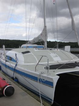 2004 Per Ravndahl Ravnen 33 Catamaran