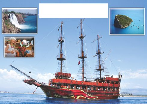 2010 Pirate Ship