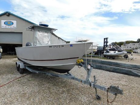 2001 Pacific Boats 2325V