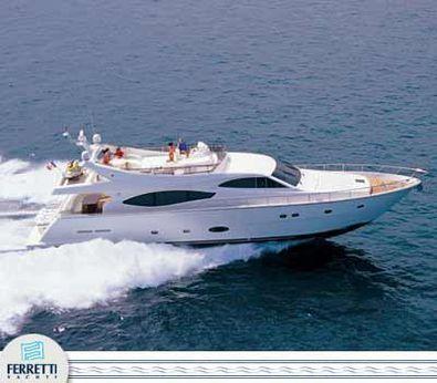 2005 Ferretti Yachts 760