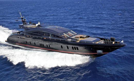 2011 Golden Yachts Motor Yacht