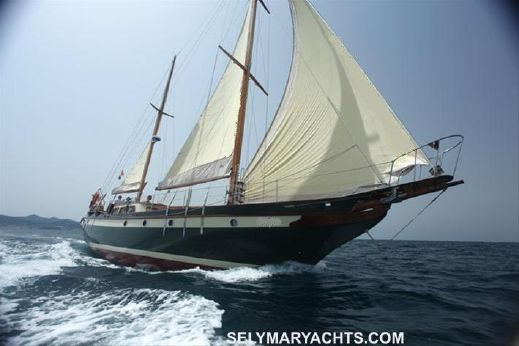 1975 Formosa Ketch 50