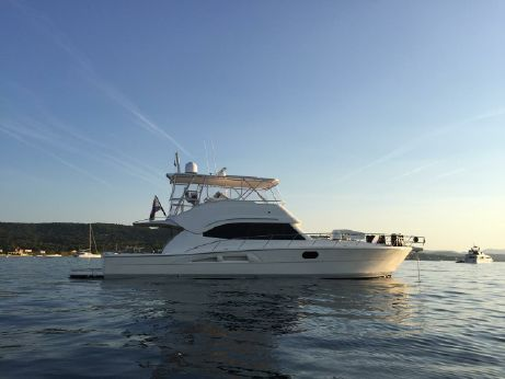 2008 Riviera 58 Open Flybridge