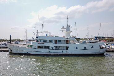 1960 Hall Russell Long Range Motor Yacht
