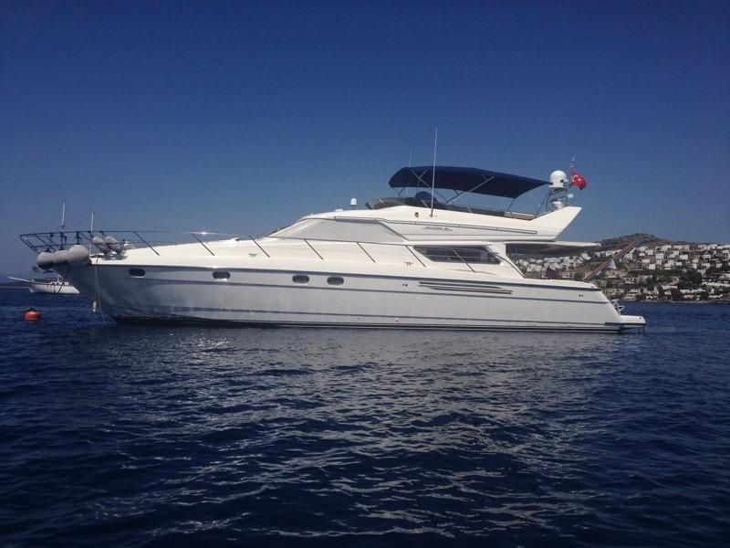 1998 Princess 60 Power Boat For Sale Www Yachtworld Com