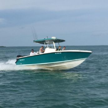 1998 Jupiter 27 Open Fisherman