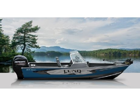 2016 Lund Core Fishing 1675 Impact SS