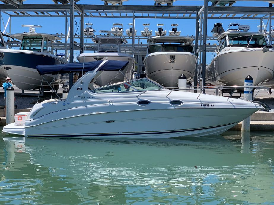 Used 2001 Sea Ray 280 Prices - Waa2