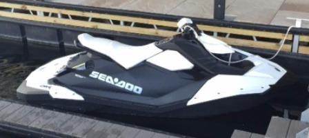 2015 Sea-Doo Spark 2up