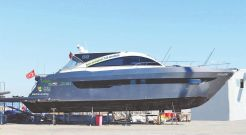 2019 Custom Aluminum Motoryacht