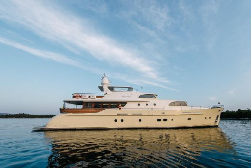 2007 Cyrus Yachts 33m