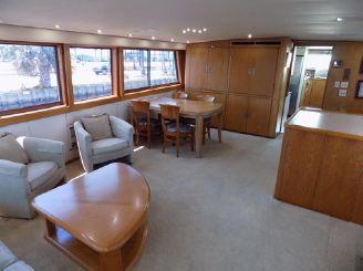 thumbnail photo 0: 1988 Hatteras 70 Cockpit Motor Yacht