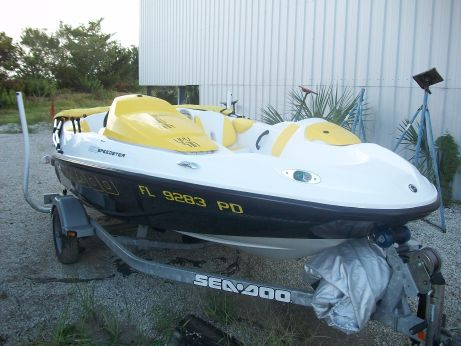 2011 Sea-Doo Sport Boats 150 Speedster