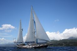 1997 Custom 17.30 m Steel Ketch