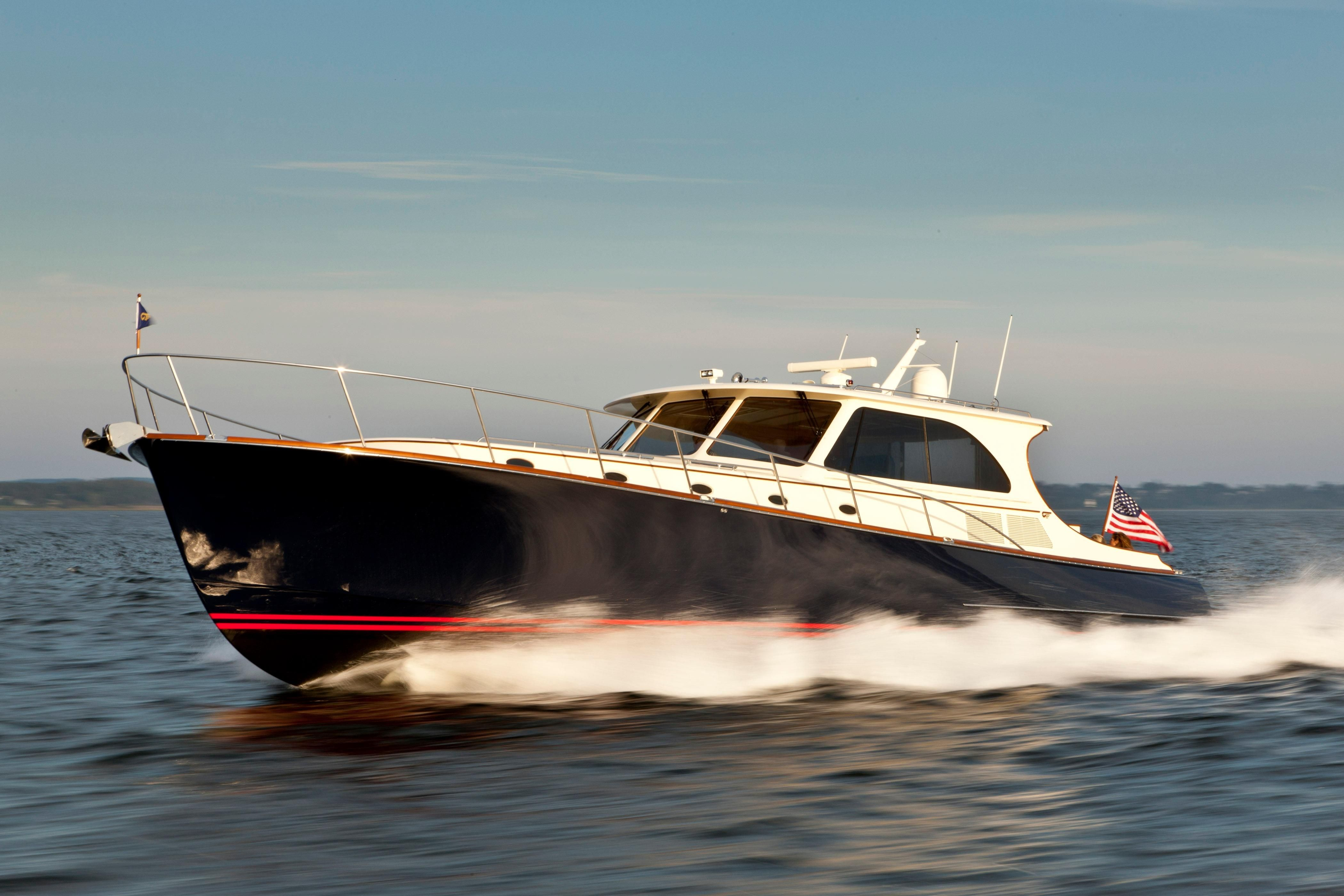 2011 hinckley talaria 55 mkii my power boat for sale www Best motor boats