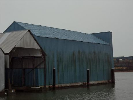 2006 Yacht Enclosure Boathouse