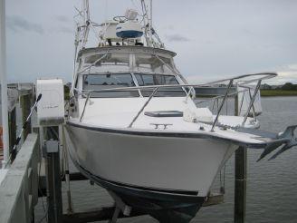 1996 Albemarle 280 Express Fisherman