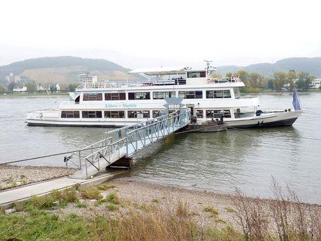1968 Lux-Werft MS Schloss Arenfels