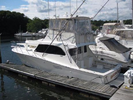 1990 Post Marine 44 Sport Fisherman