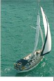 1981 Cabo Rico CUTTER RIG 38'