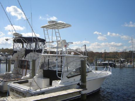 2006 Luhrs 28 Open Diesel With Tower