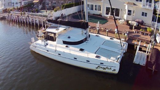 1999 Fountaine Pajot Venezia 42