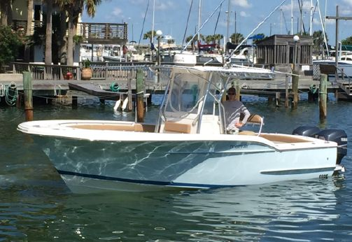 2005 Buddy Davis 28' Center Console