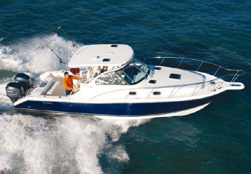 2007 Pursuit 335 Offshore