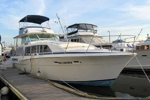 1974 Bertram46 Double Ca...